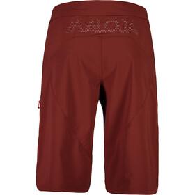 Maloja LuisM. Multisport Shorts Men maroon